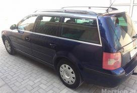 Volkswagen, Passat, 2004, Naftë