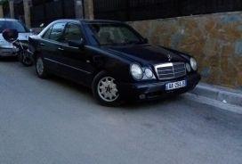 Mercedes-Benz, E-Class, 1998, Petrol