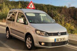 Volkswagen, Caddy, 2011, Diesel