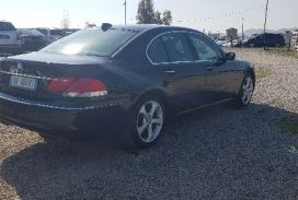BMW, Seria 7, 2006, Naftë