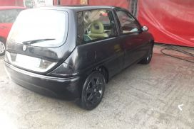 Lancia, Ypsilon, 2003, Benzinë + Gas