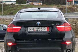 BMW, X6, 2008, Diesel