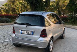 Mercedes-Benz, A-Class, 2002, Naftë