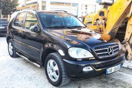 Mercedes-Benz, ML-Class, 2004, Naftë