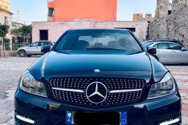 Mercedes-Benz, C-Class, 2013, Petrol