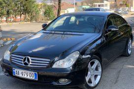 Mercedes-Benz, CLS-Class, 2007, Naftë