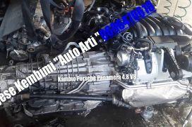 Kambio Porsche Panamera Cayenne 4.8 V8 & 3.0 V