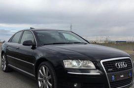 Audi, A8, 2006, Benzinë + Gas