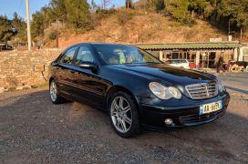 Mercedes-Benz, C-Class, 2005, Diesel