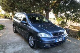 Opel, Astra, 2001, Naftë