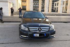 Mercedes-Benz, C-Class, 2012, Diesel