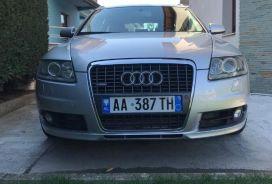 Audi, A6, 2008, Naftë