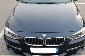 BMW, Seria 3, 2014, Naftë