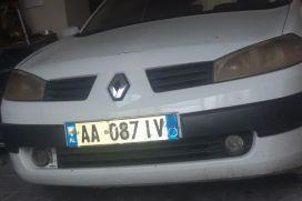 Renault, Megane, 2004, Naftë