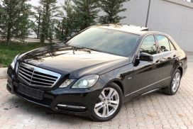 Mercedes-Benz, E-Class, 2011, Nafte