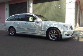 Mercedes-Benz, C-Class, 2007, Naftë