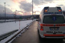 Shitet ambulance