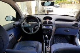 Peugeot, 206, 2001, Benzinë