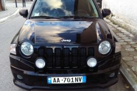 Jeep, Compass, 2007, Naftë