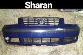 Parakolp për Volkswagen Sharan