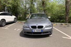BMW, Seria 5, 2006, Benzinë + Gas