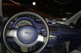 Smart, ForTwo, 2000, Benzinë