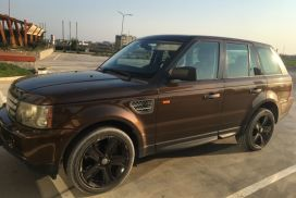Land Rover, Range Rover Sport, 2007, Naftë