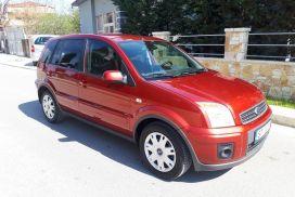 Ford, Fusion, 2008, Naftë