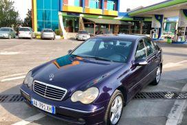 Mercedes-Benz, C-Class, 2002, Diesel
