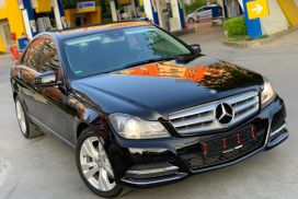 Mercedes-Benz, C-Class, 2014, Diesel