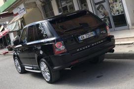 Land Rover, Range Rover Sport, 2010, Naftë