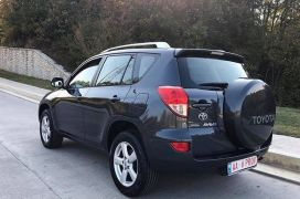Toyota, RAV4, 2007, Benzinë