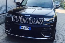 Jeep, Grand Cherokee, 2017, Naftë
