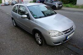 Opel, Corsa, 2006, Naftë