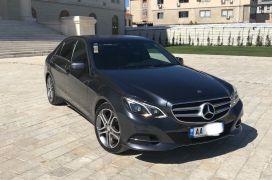Mercedes-Benz, E-Class, 2014, Naftë