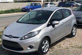 Ford, Fiesta, 2009, Naftë
