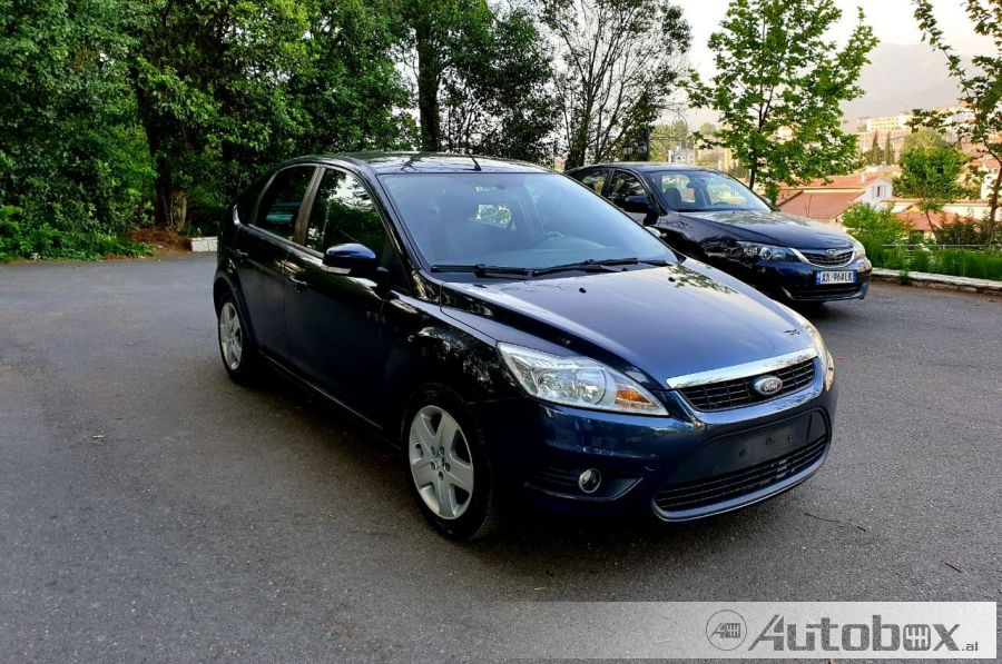 Ford Focus Year 2009 Diesel Autobox Al