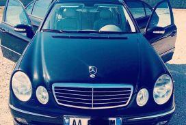 Mercedes-Benz, E-Class, 2002, Naftë