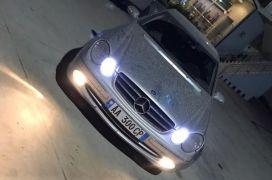 Mercedes-Benz, CLK-Class, 2003, Naftë