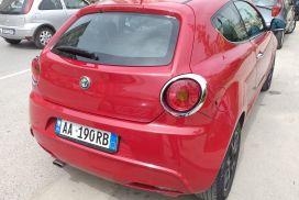 Alfa Romeo, MiTo, 2010, Benzinë + Gas