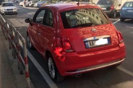 Fiat, 500, 2015, Benzinë