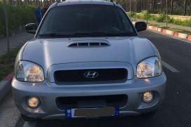 Hyundai, Santa Fe, 2003, Naftë
