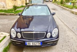 Mercedes-Benz, E-Class, 2006, Naftë