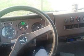 Kamion Mercedes Benz 814D, 1988