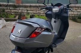 Peugeot, 250 cc, 2012