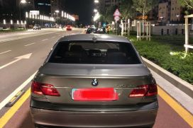 BMW, Seria 7, 2005, Naftë