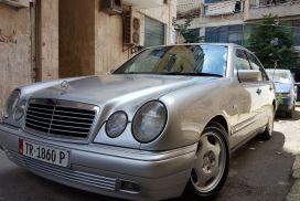 Mercedes-Benz, E-Class, 1998, Naftë