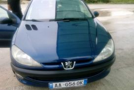 Peugeot, 206, 2002, Benzinë