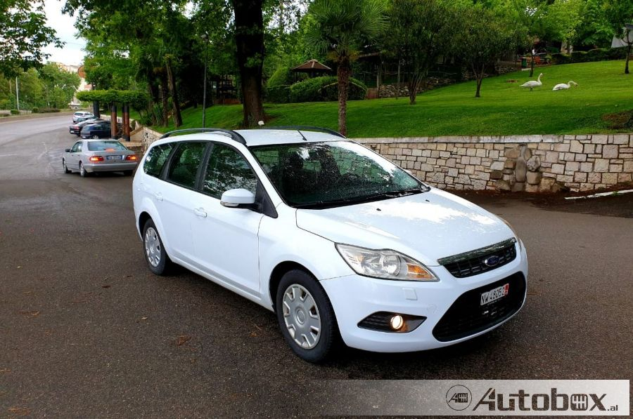 Ford Focus Year 2010 Petrol Autobox Al