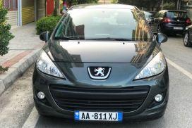 Peugeot, 207, 2010, Benzinë + Gas